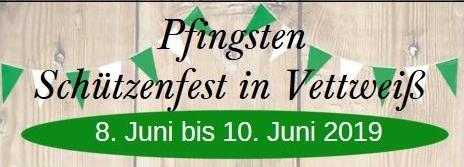 Pfingsten 2019 Schützenfest in Vettweiß